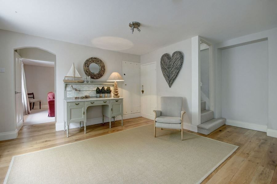 The Old Pharmacy 3 bed option | Hall