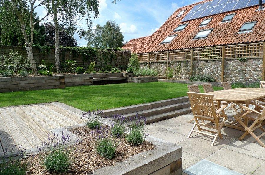 Wheel House | Garden