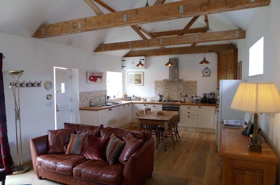 Hideaway Cottage | Living area