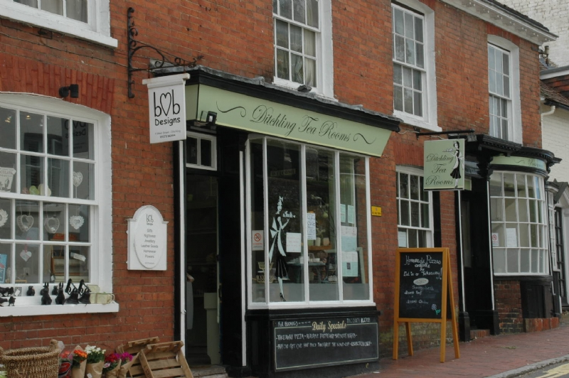 Large Image - Individual shops in Ditchling