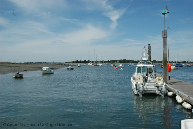 Large Image - Itchenor, Chichester Harbour