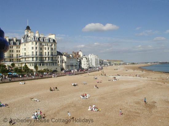 Large Image - The seafront Eastbourne