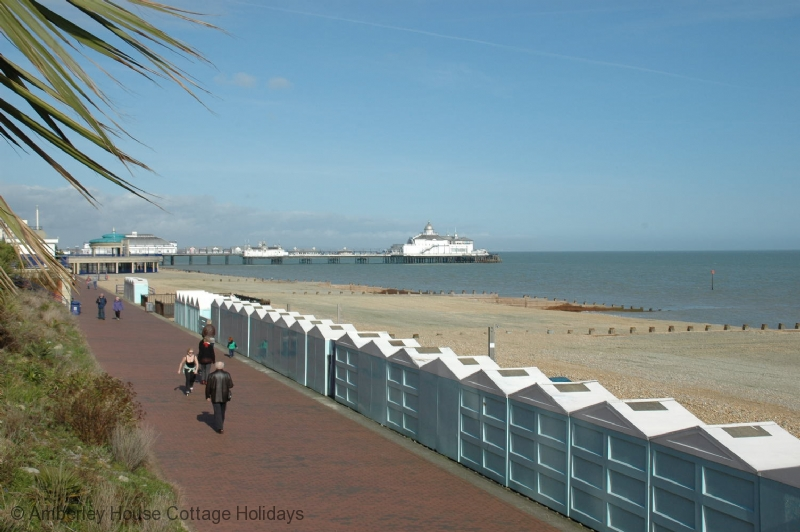 Large Image - The promenade Eastbourne
