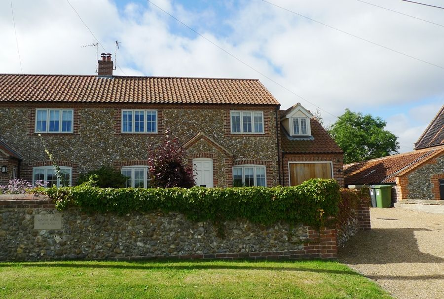 1 Waterhall Cottages | Front
