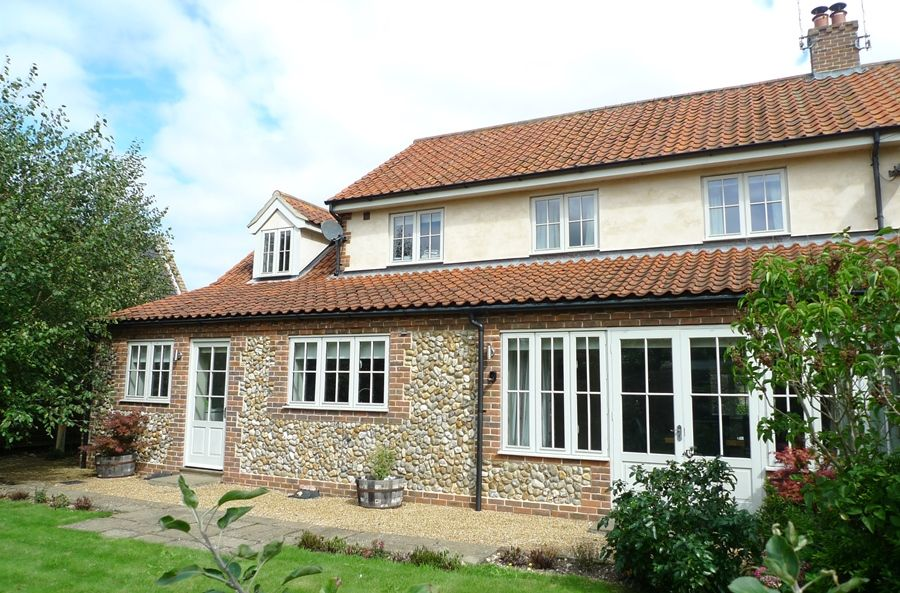 1 Waterhall Cottages | Back