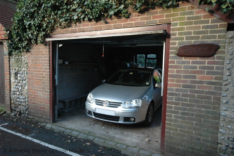 Large Image - Secure garaging for cars and motorbikes