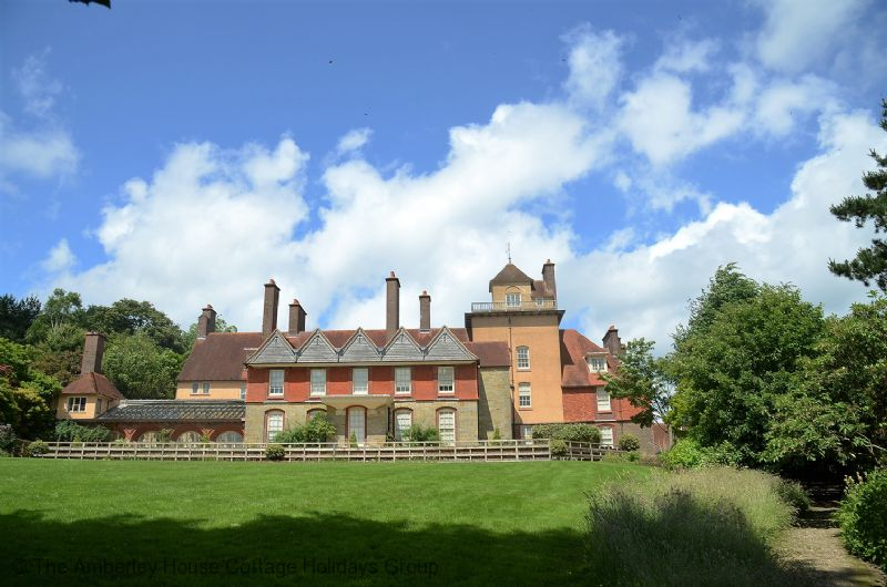 Large Image - Standen House and Gardens