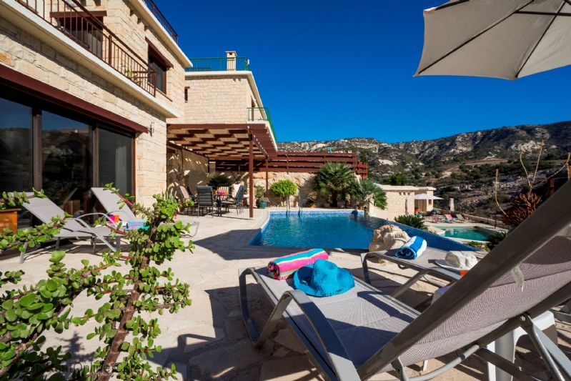 Peyia Villa Adara Relax by the Pool