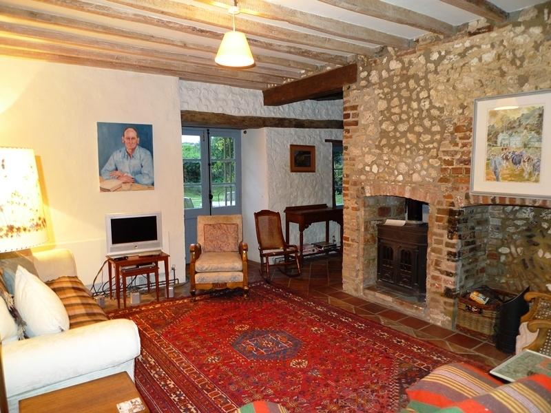 Old Cottage | Sitting room