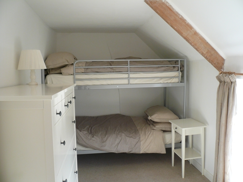 1 Ruscon Cottage | Bunk beds