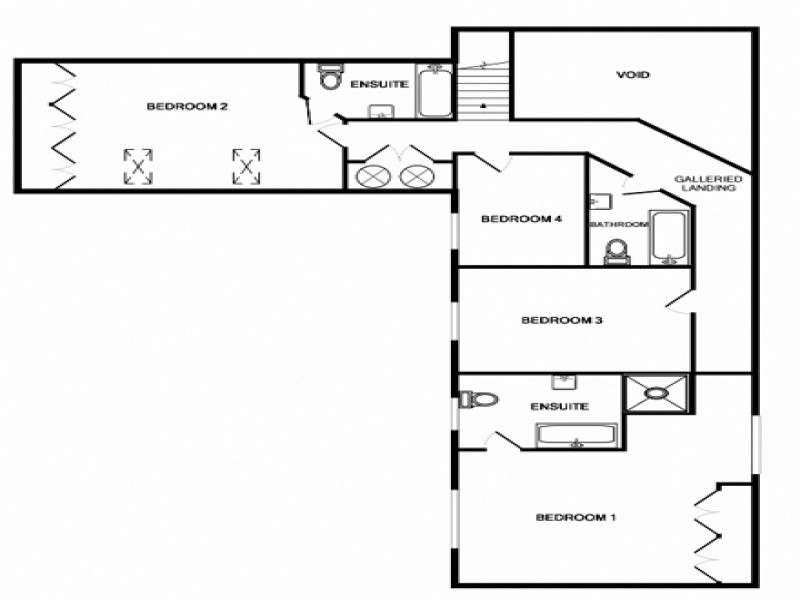 Lavender Barn | First Floor plan
