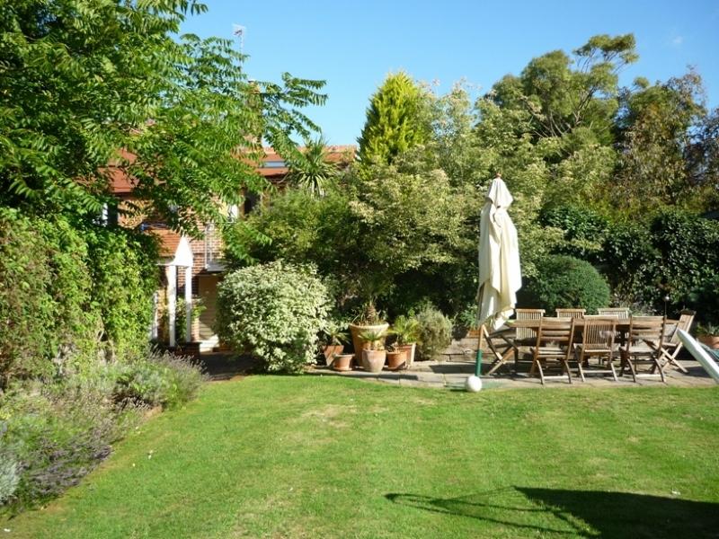 Sybil Cottage | Garden