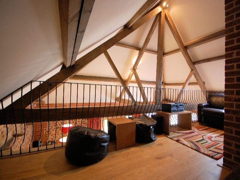 Norfolk Holiday Cottage To Rent In Binham Waterside Barn