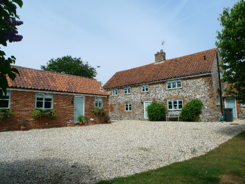 Church Farm Cottage with Studio | Front