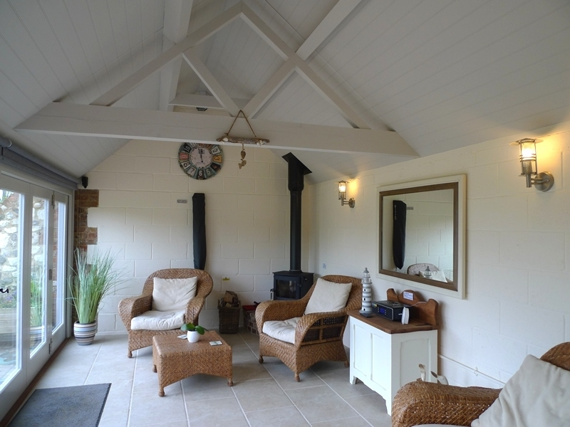 Hope Cottage | Garden room