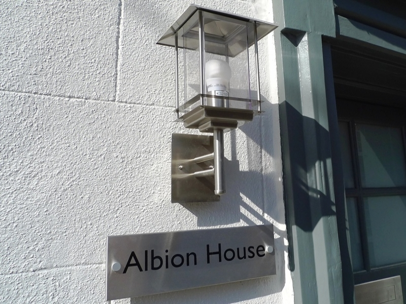Albion House | Front