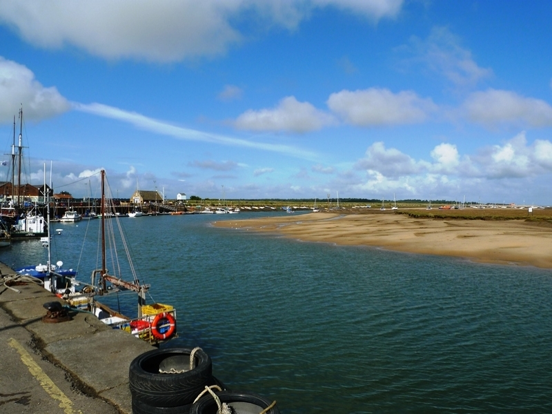 Harbour Cottage | Wells quay