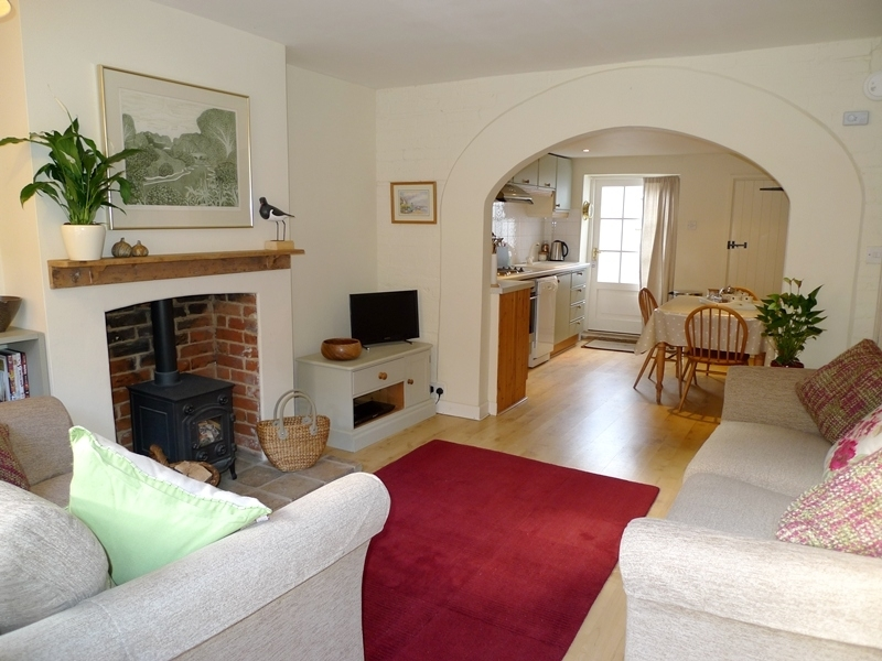 Petts Cottage | Sitting room