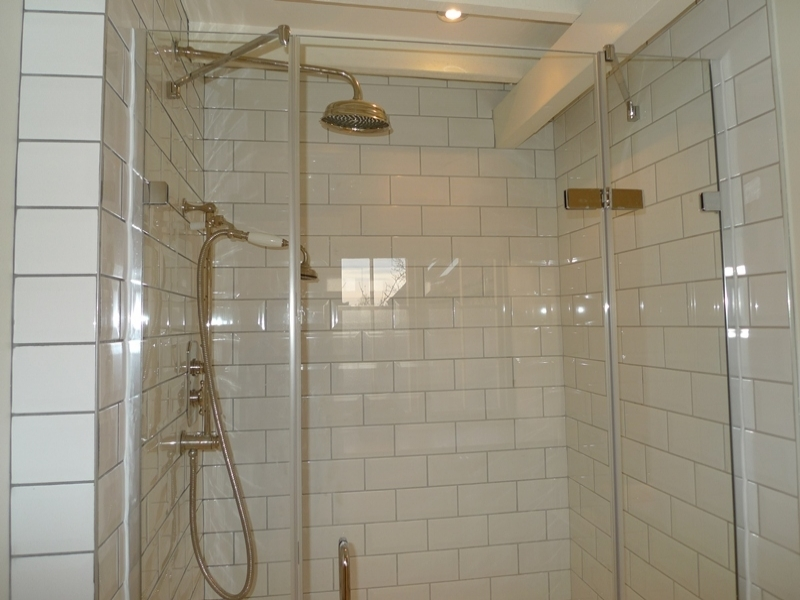 Garden House | Shower