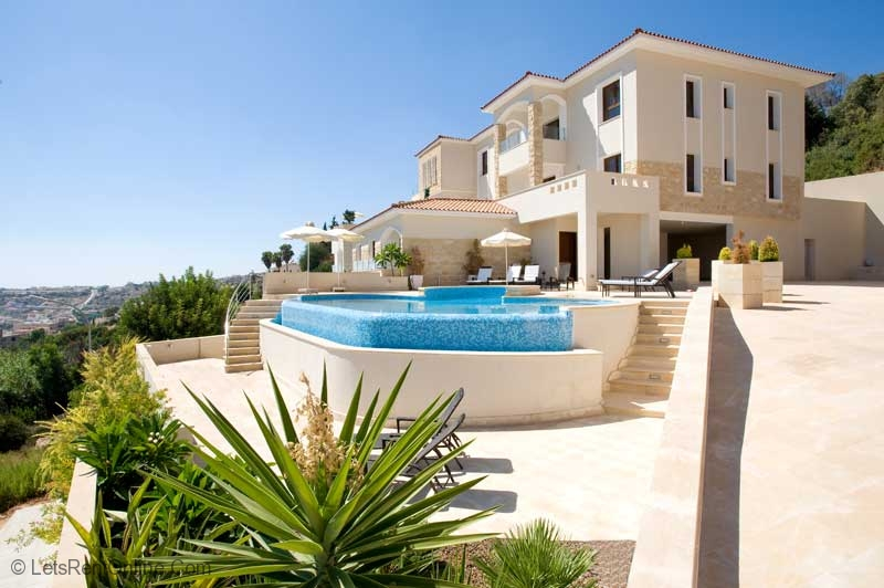 Peyia Beau View Townhouse The complex