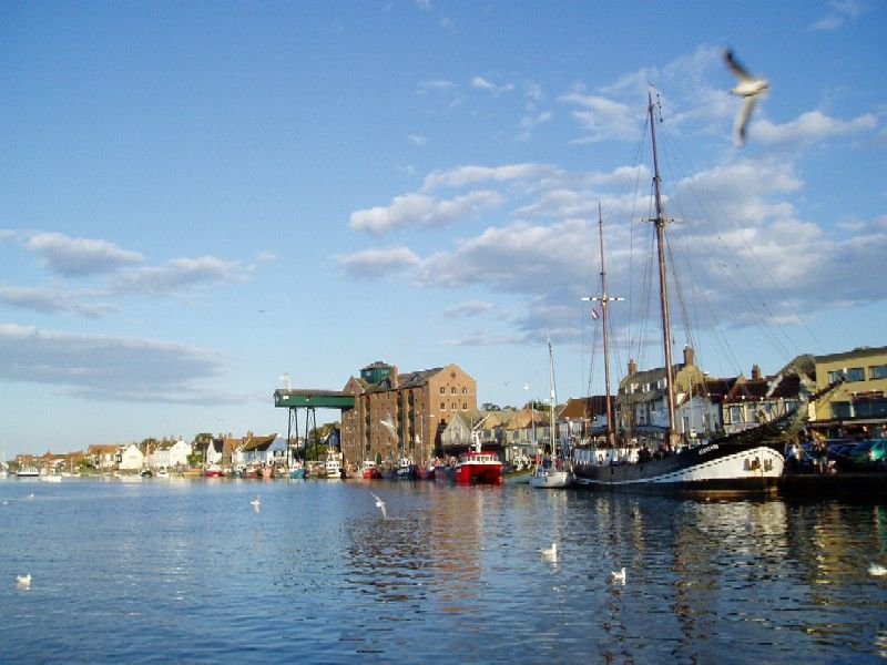 2 The Granary   Harbour and granary