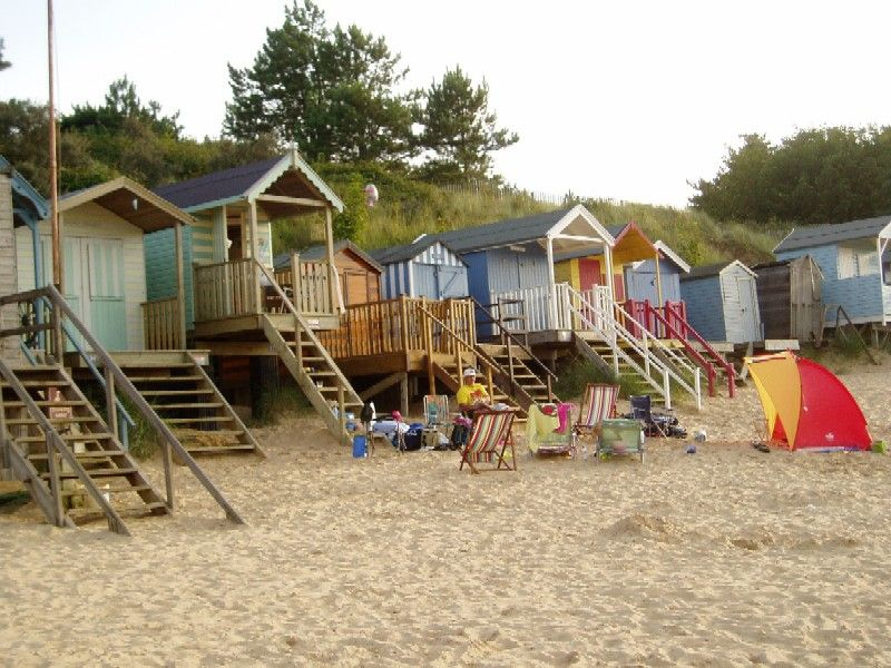 2 The Granary | Beach huts