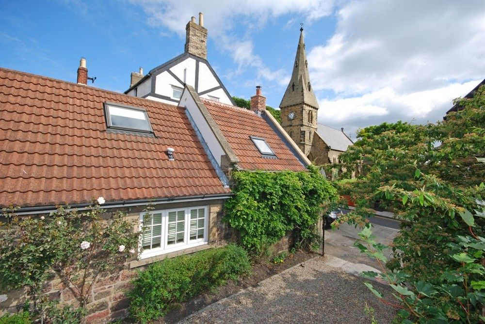 Grange Cottage Cottage In Alnmouth Luxury Cottages In