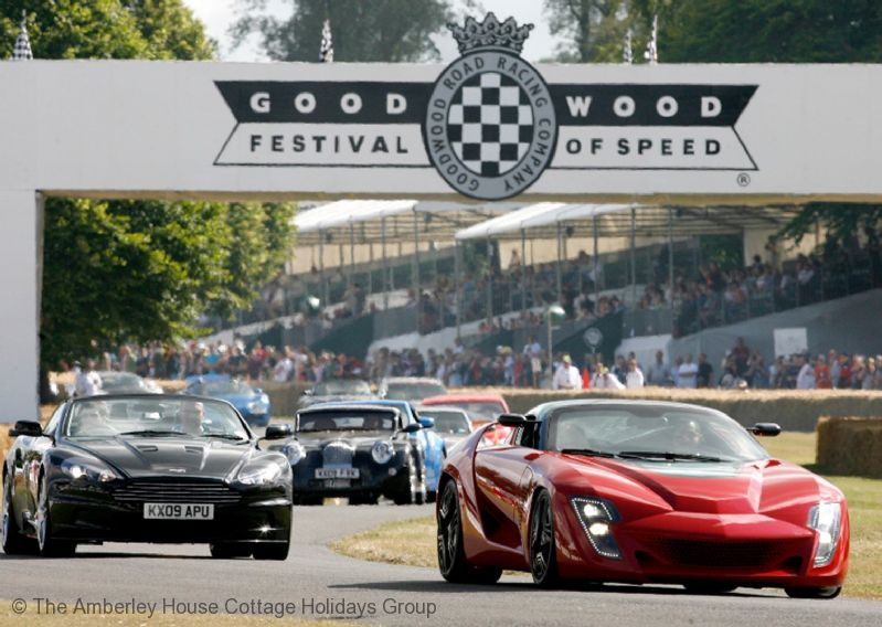 Large Image - Goodwood Festival of Speed