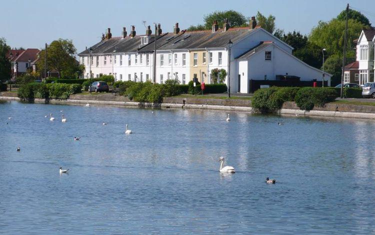 Anglers Cottage , Emsworth