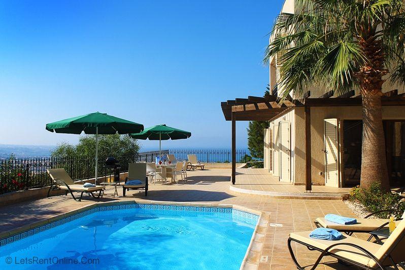 Peyia Villa Naxos - Sunrise Dreams Villa Naxos