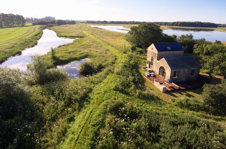 The Pumphouse, Norfolk, England