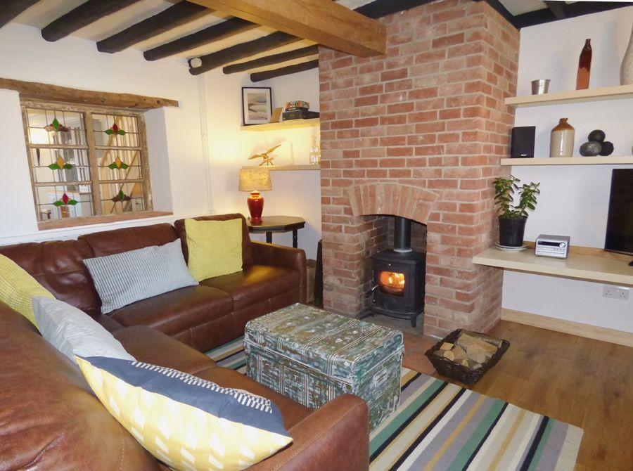 Allpoints Cottage | Sitting room