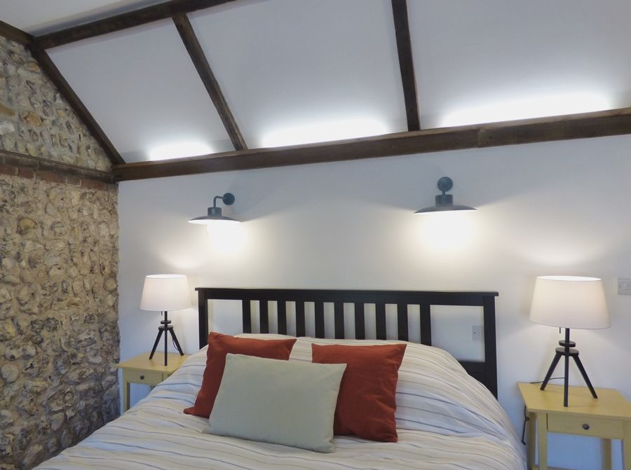 Allpoints Cottage | Bedroom 1