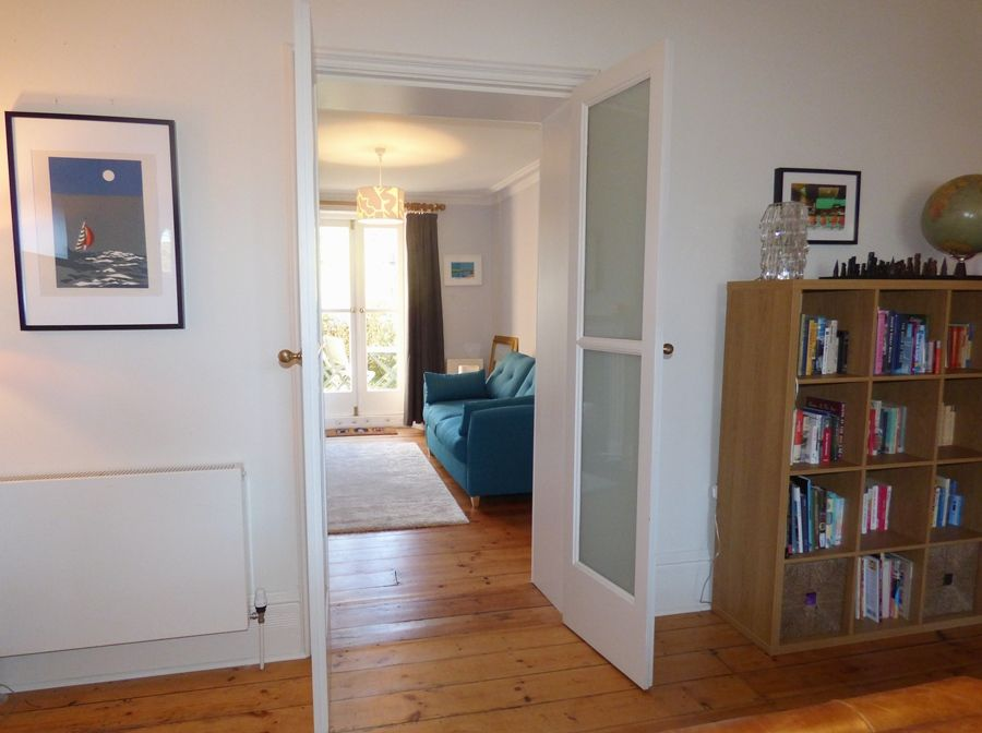 Monteagle Garden Flat | Through to snug