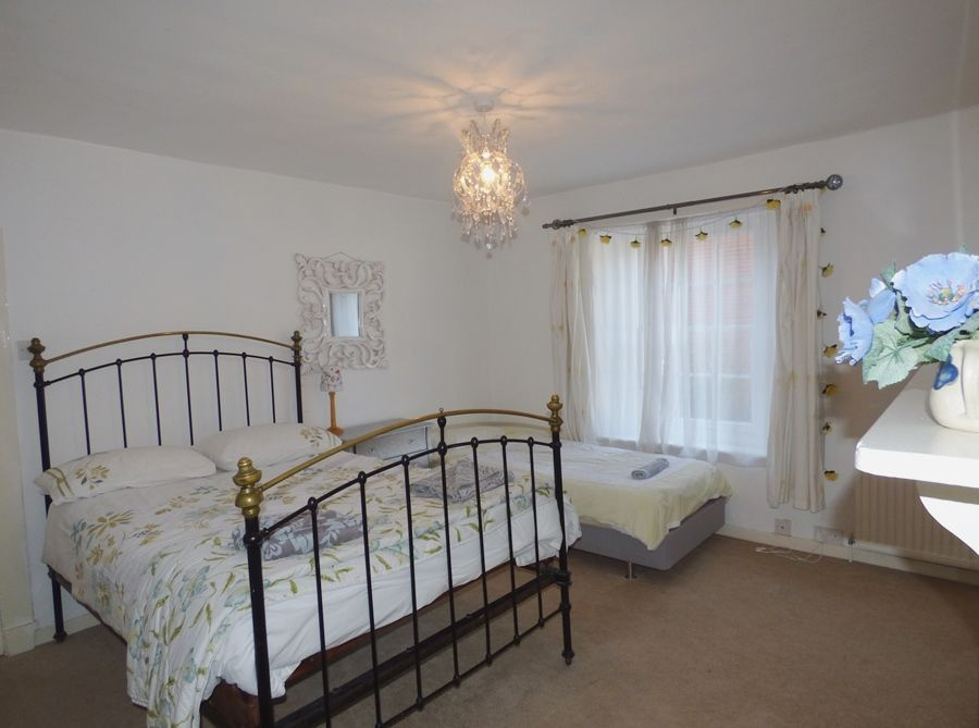 The Gables in Wells | Family bedroom