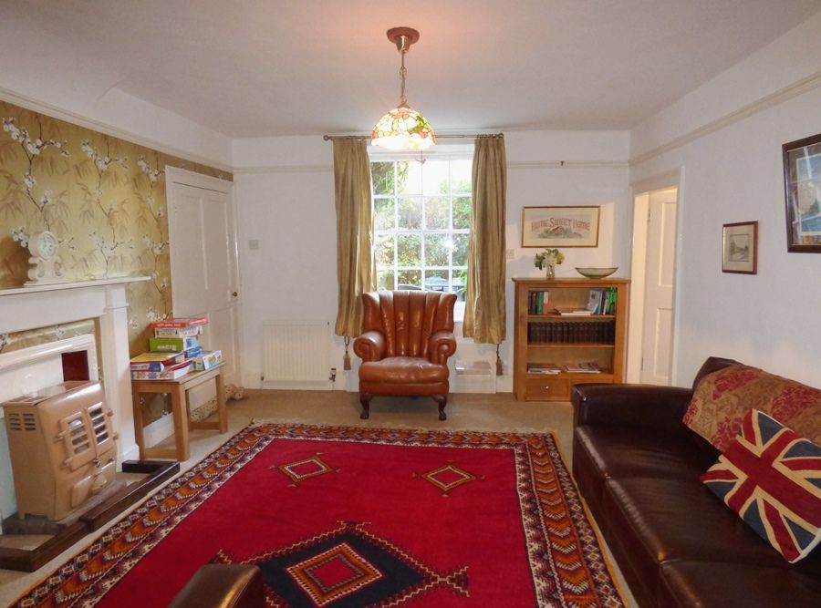 The Gables in Wells | Sitting room