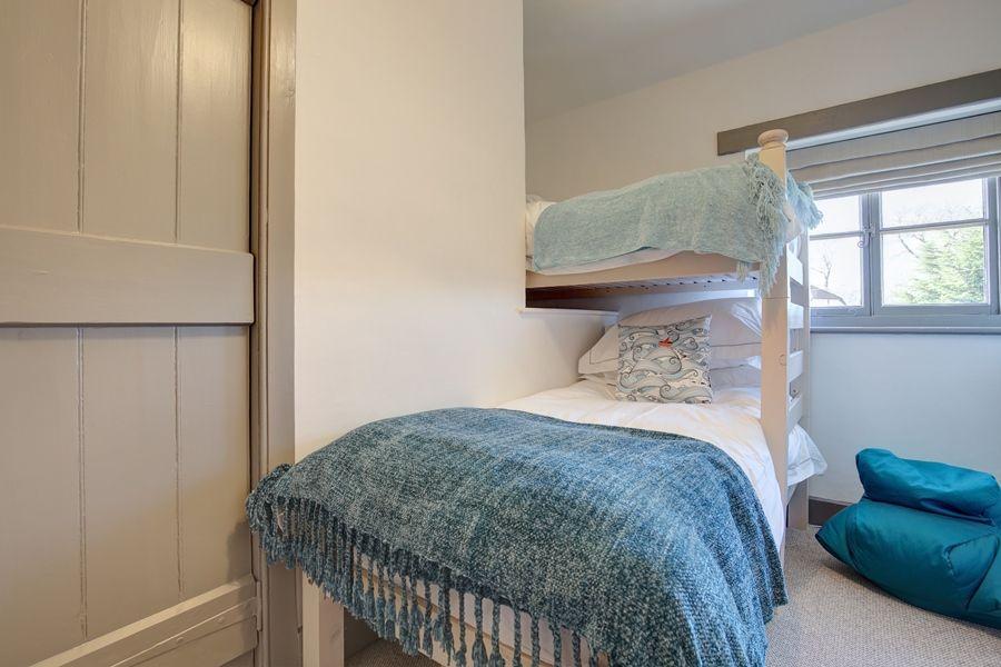 Egmere End Cottage | Bedroom 3