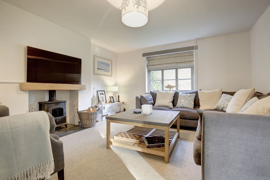 Egmere End Cottage | Sitting room