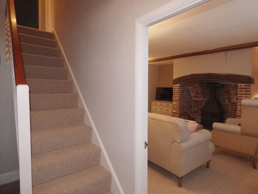 Saffron Cottage | Stairs