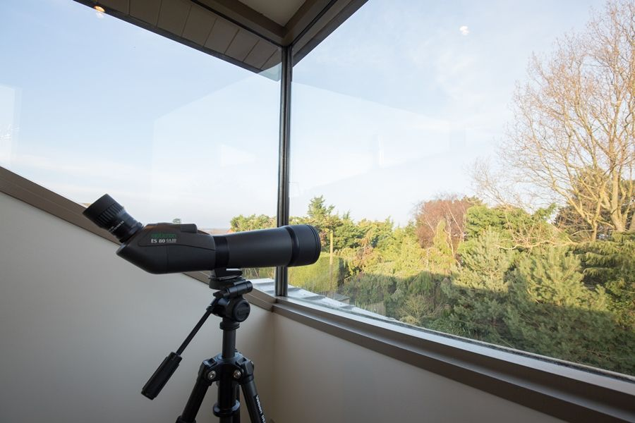 September House | Telescope