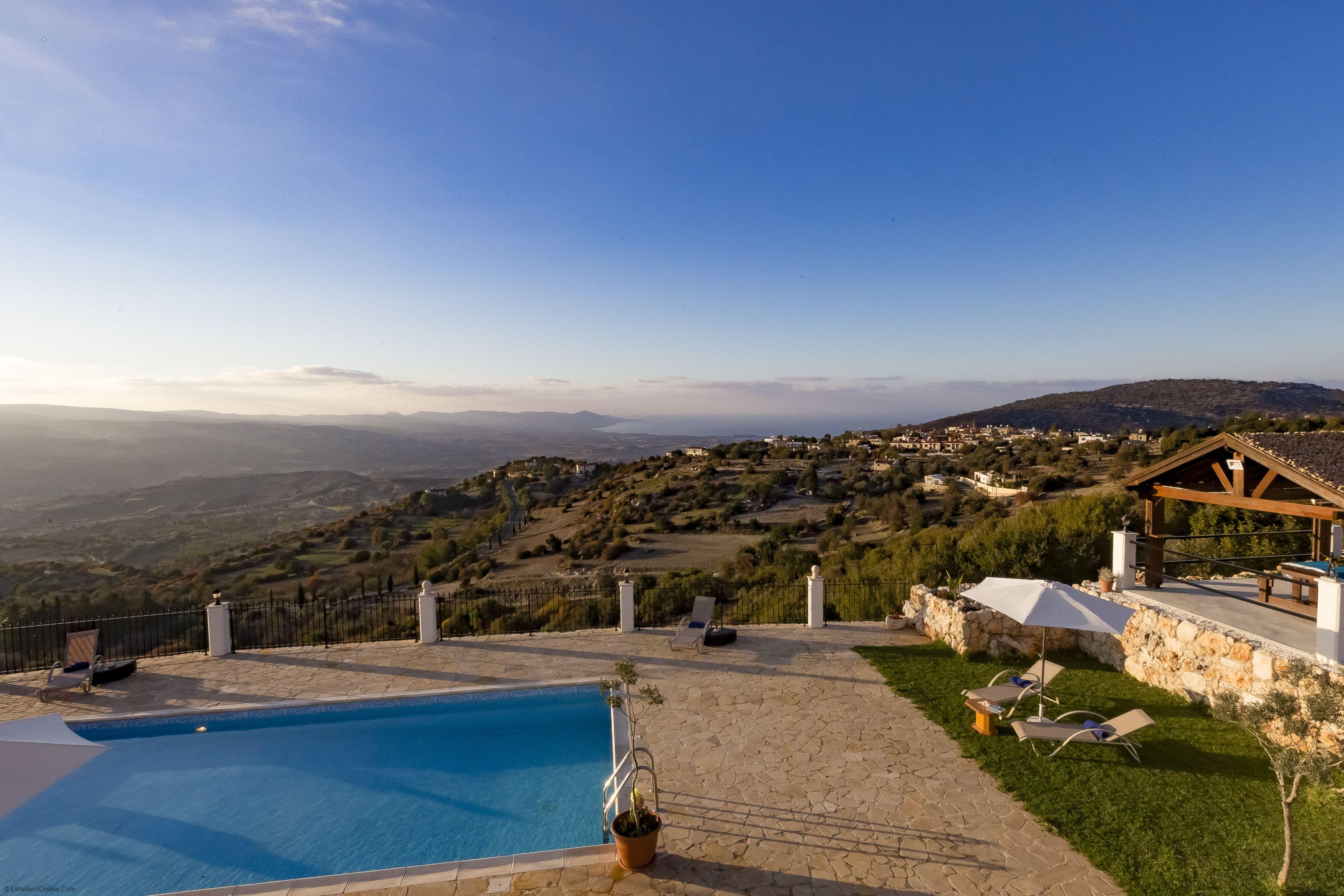 Peristerona Villa Peristerona Hills Amazing Setting
