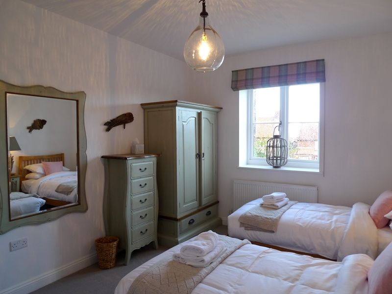 Willow Lodge 2 bedrooms | Bedroom 3