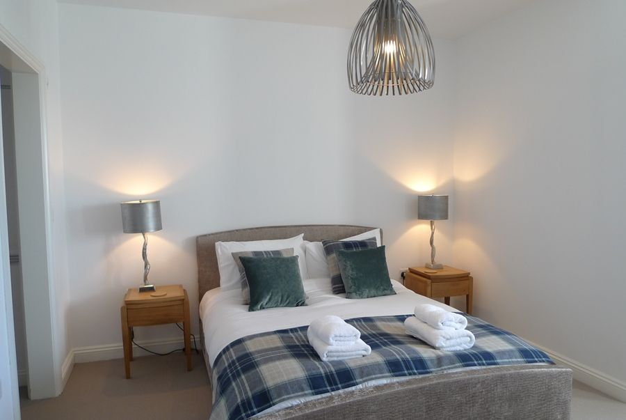 Willow Lodge 2 bedrooms | Bedroom 2