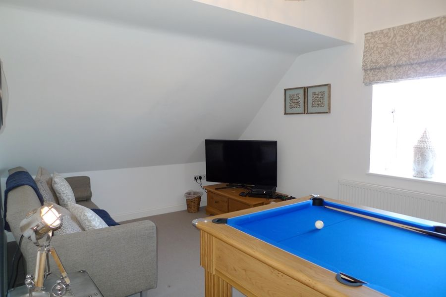 Willow Lodge 2 bedrooms | Games room