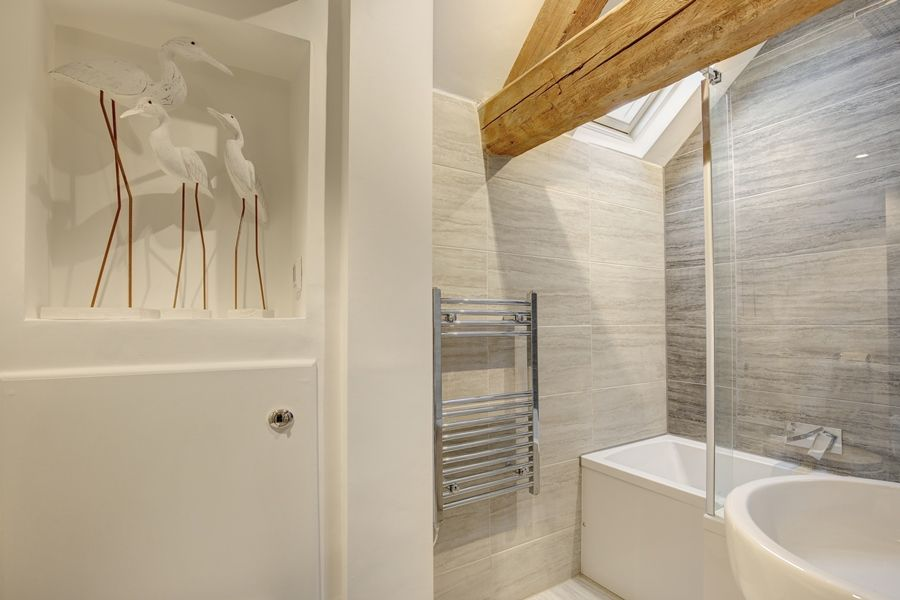 Foundry Stables | Bathroom