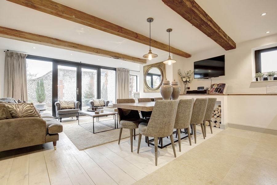 Foundry Stables | Open plan view