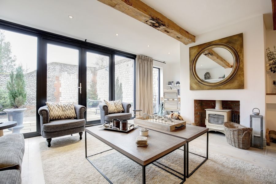Foundry Stables | Sitting room