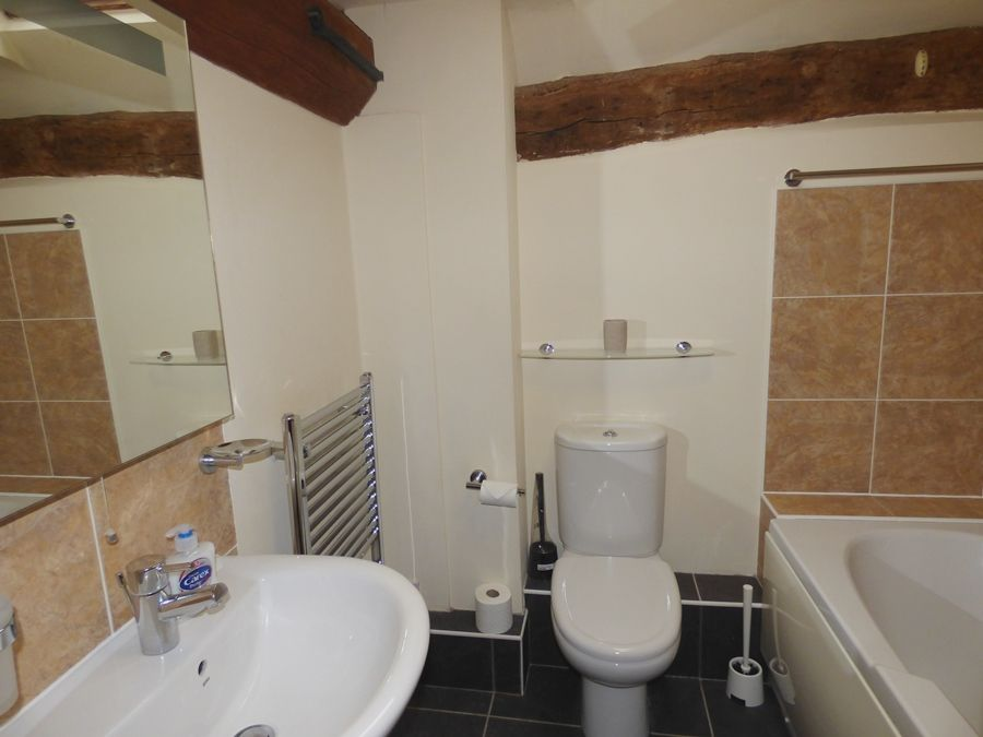Heron Cottage | Bathroom
