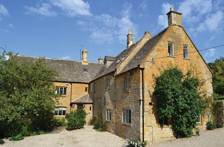 Oat Hill Farmhouse (8 Guests), Gloucestershire, England