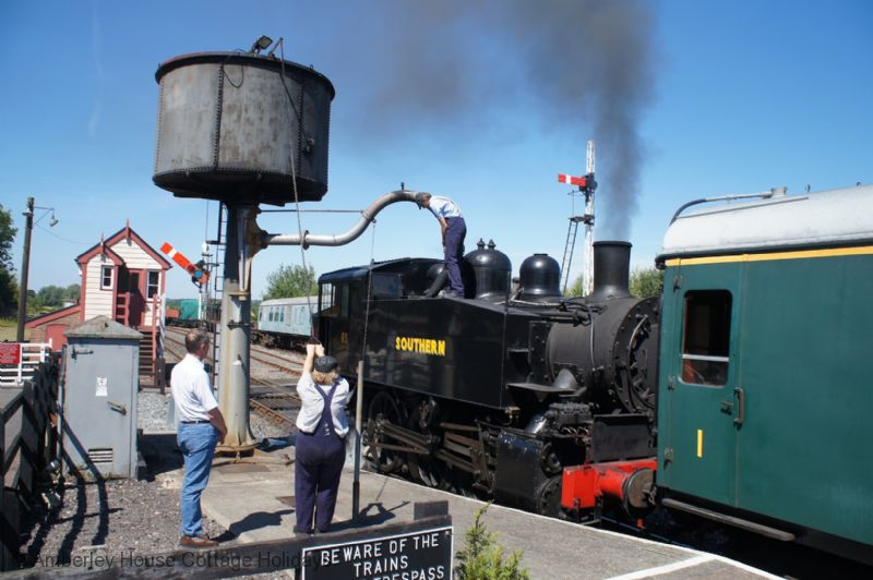 Large Image - Kent & East Sussex Railway